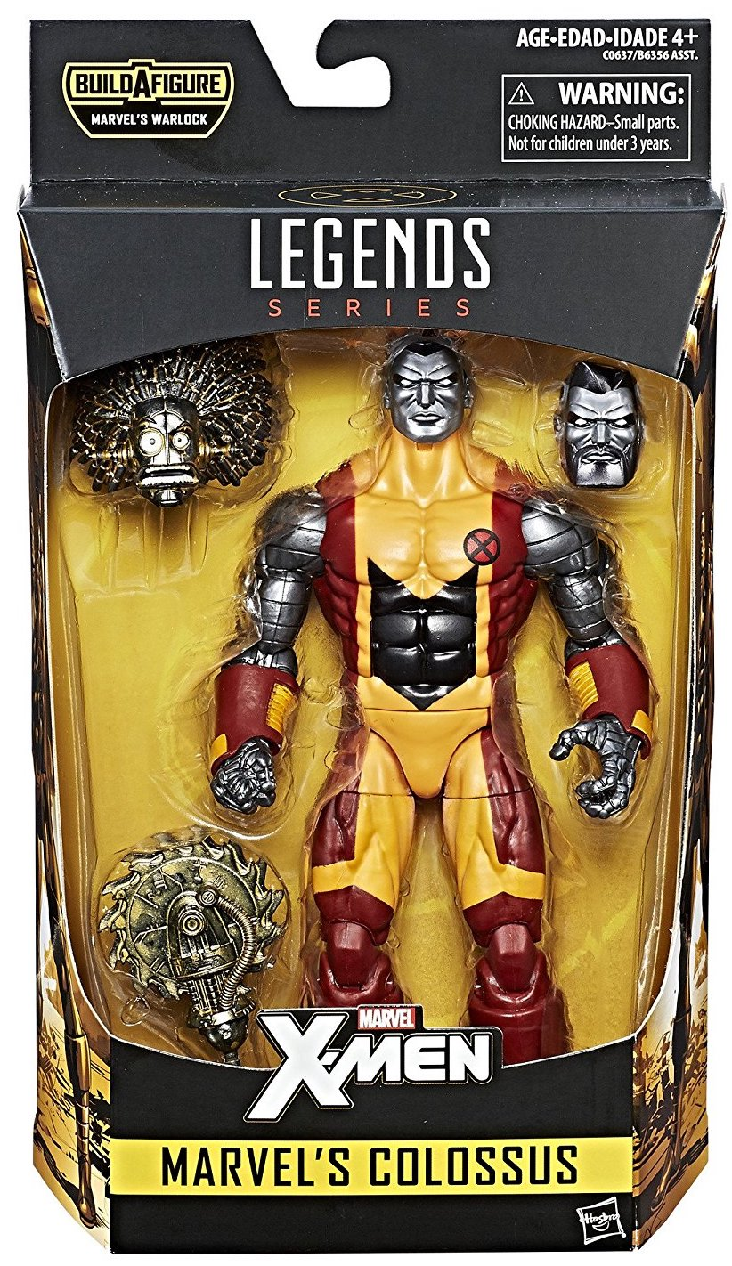 Marvel Legends Warlock Series Colossus