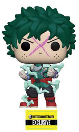 Funko Pop! Animation Deku Entertainment Earth