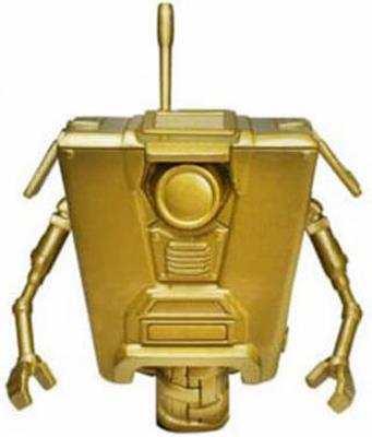 Funko Pop! Games Claptrap (Gold)