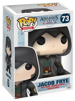 Funko Pop! Games Jacob Frye Stock Thumb