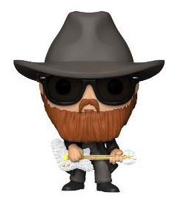 Funko Pop! Rocks Billy Gibbons (Flocked)