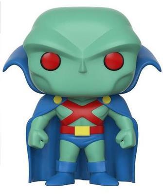 Funko Pop! Heroes Martian Manhunter (JLU)