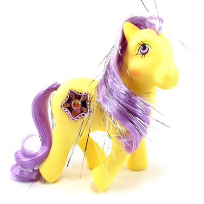My Little Pony Year 05 Princess Starburst (UK - Princess Amber)