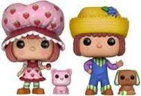 Funko Pop! Animation Strawberry Shortcake & Huckleberry Pie