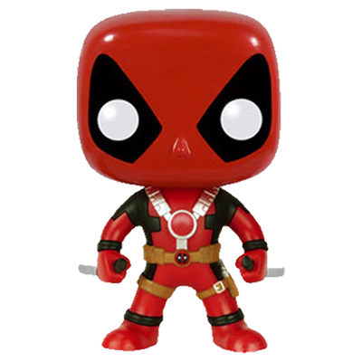 Funko Pop! Marvel Deadpool (Two Swords)