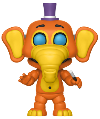Funko Pop! Games Orville Elephant
