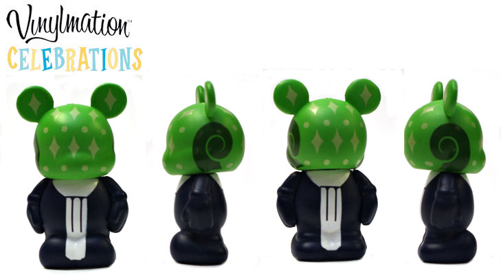 Vinylmation Open And Misc Celebrations Jr Noisemaker