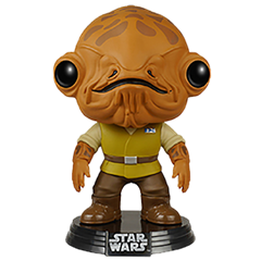 Admiral Ackbar (The Force Awakens)
