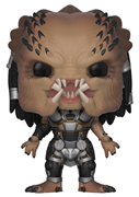 Funko Pop! Movies Fugitive Predator (Unmasked) - CHASE