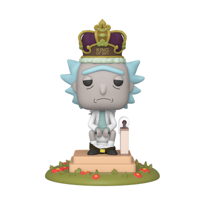 Funko Pop! Animation King of S#!+ (With Sound) Icon