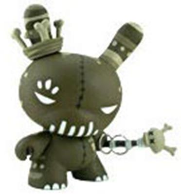 "Kid Robot 8"" Dunnys Voodoo: Jungle"