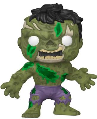 Funko Pop! Marvel Zombie Hulk (10 Inch) Icon