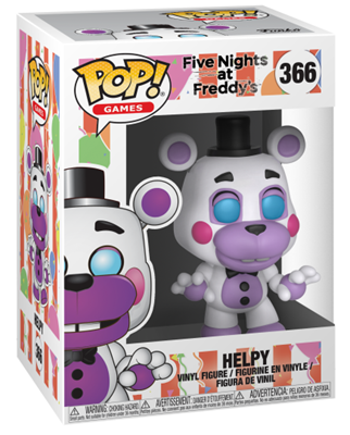 Funko Pop! Games Helpy Stock Thumb