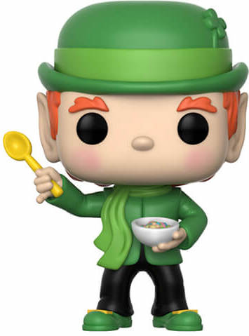 Funko Pop! Ad Icons Lucky the Leprechaun