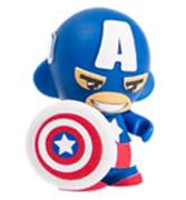 Kid Robot Blind Boxes DIY Marvel Micro Series 1 Captain America