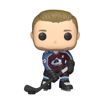 Funko Pop! Hockey Nathan MacKinnon (Colorado Avalanche's) Icon