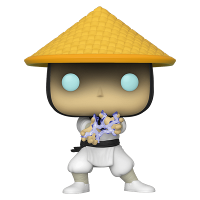Funko Pop! Games Raiden