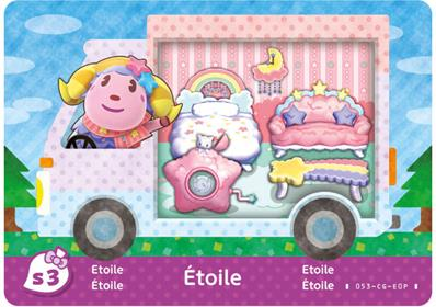 Amiibo Cards Animal Crossing X Sanrio Etoile - Charmmy Kitty (Europe)