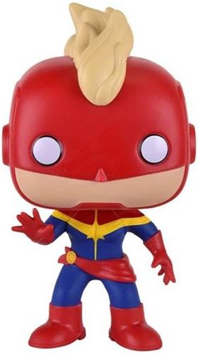 Funko Pop! Marvel Captain Marvel (Masked)