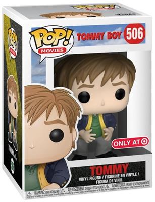 Funko Pop! Movies Tommy (w/ Ripped Coat) Stock Thumb