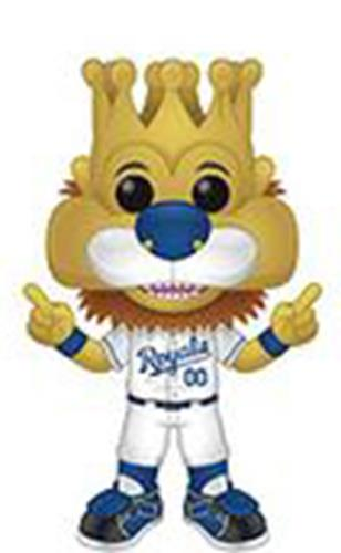 Funko Pop! MLB Kansas City Royals Mascot Sluggerrr