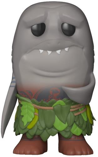 Funko Pop! Disney Maui (Shark Head)