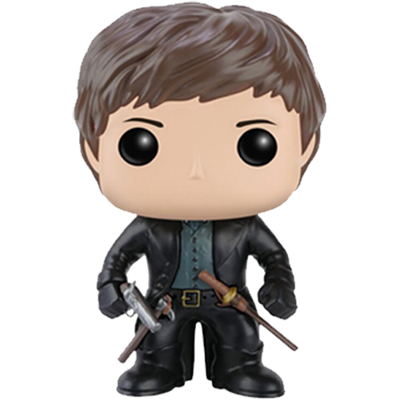 Funko Pop! Movies Mr. Darcy Icon