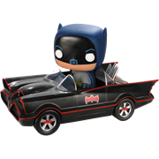 Funko Pop! Rides Batmobile