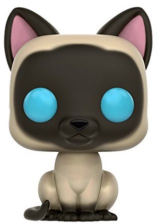 Funko Pop! Pets Siamese Icon