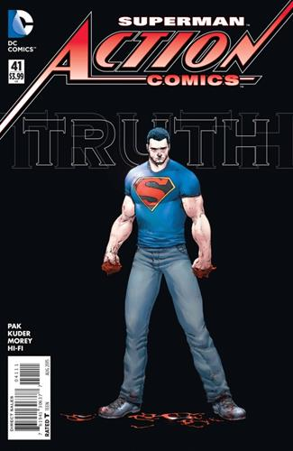 DC Comics Action Comics (2011 - 2016) Action Comics (2011) #41 Icon