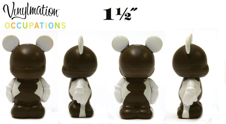 Vinylmation Open And Misc Occupations Jr. Pepper