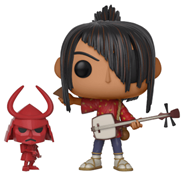 Funko Pop! Movies Kubo (w/ Little Honzo)