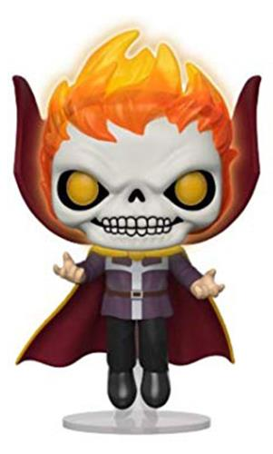 Funko Pop! Marvel Doctor Strange (Ghost Rider) - Glow