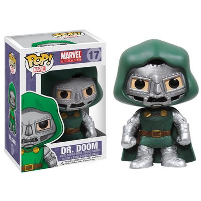 Funko Pop! Marvel Dr. Doom Stock