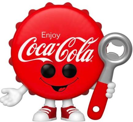 Funko Pop! Ad Icons Coca-Cola Bottle Cap