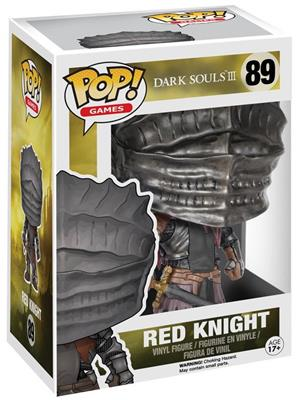 Funko Pop! Games Red Knight Stock