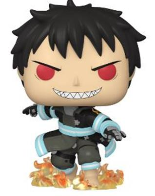 Funko Pop! Animation Shinra with Fire