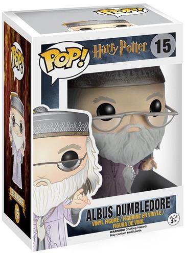 Funko Pop! Harry Potter Albus Dumbledore Stock