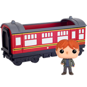 Funko Pop! Rides Hogwarts Express Carriage (w/ Ron Weasley)