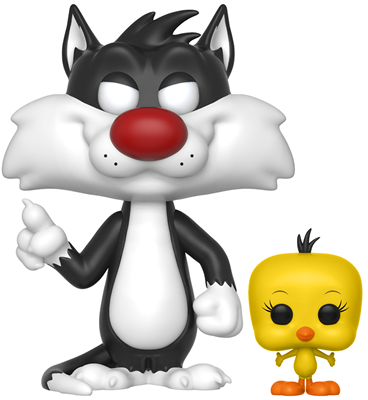 Funko Pop! Animation Sylvester & Tweety Icon