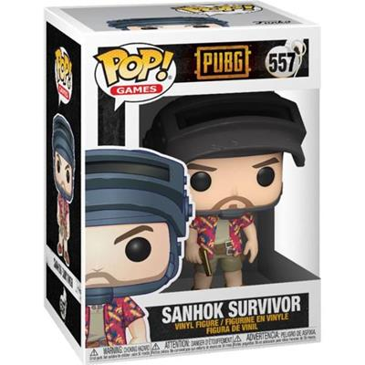 Funko Pop! Games Sanhok Survivor Stock Thumb