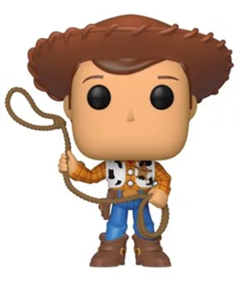 Funko Pop! Disney SHERIFF WOODY