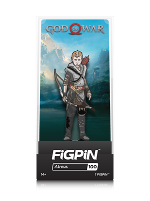 FiGPin God of War Atreus  Stock