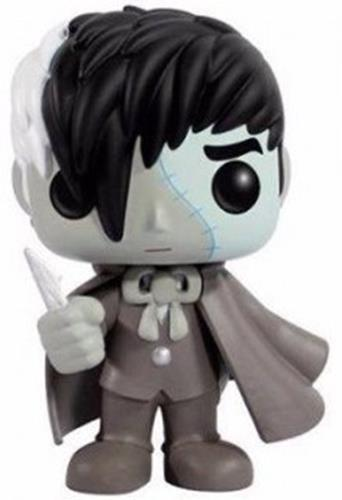Funko Pop! Asia Black Jack (Grayscale) Icon