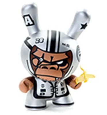 "Kid Robot 8"" Dunnys Da Space Warrior"