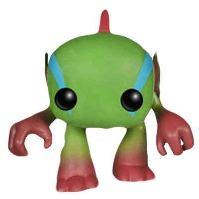 Funko Pop! Games Murloc (Green) (Glow in the Dark)