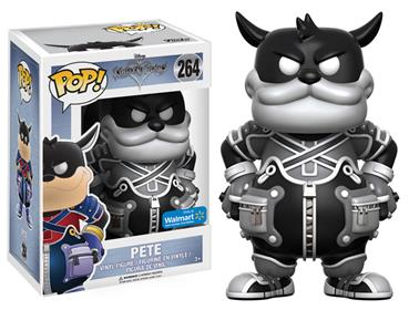 Funko Pop! Games Pete (black & white) Stock