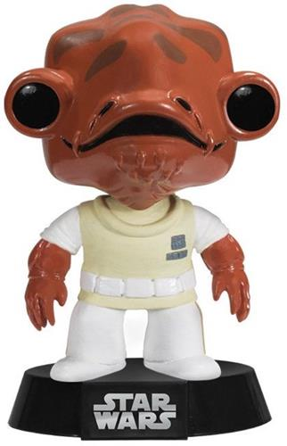 Funko Pop! Star Wars Admiral Ackbar