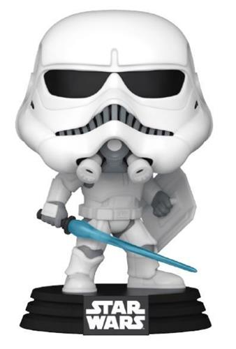 Funko Pop! Star Wars Concept Series Stormtrooper with Shield