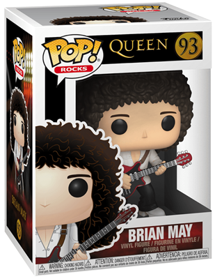 Funko Pop! Rocks Brian May Stock